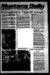 Mustang Daily, November 15, 1978