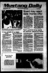 Mustang Daily, November 17, 1978
