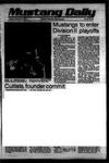 Mustang Daily, November 21, 1978
