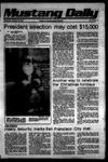 Mustang Daily, November 19, 1978