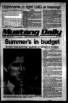 Mustang Daily, January 11, 1979