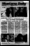 Mustang Daily, January 12, 1979