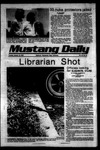 Mustang Daily, January 16, 1979