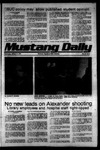 Mustang Daily, January 17, 1979