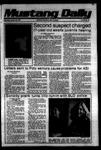 Mustang Daily, January 24, 1979
