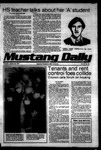 Mustang Daily, January 25, 1979