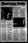 Mustang Daily, January 26, 1979