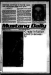 Mustang Daily, January 31, 1979