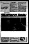 Mustang Daily, February 1, 1979