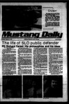 Mustang Daily, Poly Royal Special Edition, February 8, 1979