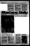 Mustang Daily, February 15, 1979