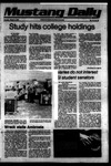 Mustang Daily, March 6, 1979