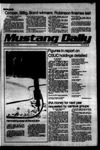 Mustang Daily, March 7, 1979