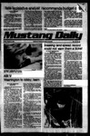 Mustang Daily, March 9, 1979