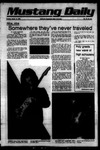Mustang Daily, March 13, 1979