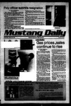 Mustang Daily, March 28, 1979