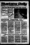 Mustang Daily, April 5, 1979