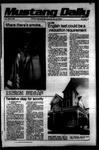 Mustang Daily, April 6, 1979