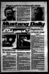 Mustang Daily, April 11, 1979