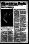 Mustang Daily, April 12, 1979