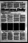 Mustang Daily, April 13, 1979