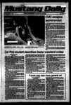 Mustang Daily, April 17, 1979