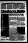 Mustang Daily, April 18, 1979