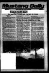 Mustang Daily, April 19, 1979