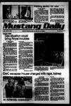 Mustang Daily, April 24, 1979