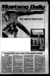Mustang Daily, April 26, 1979