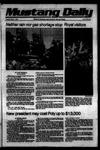 Mustang Daily, May 1, 1979