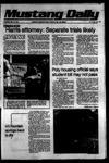 Mustang Daily, May 10, 1979
