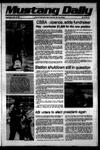 Mustang Daily, May 16, 1979