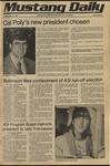 Mustang Daily, May 22, 1979