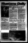 Mustang Daily, May 24, 1979