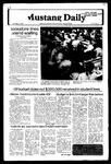 Mustang Daily, September 27, 1979