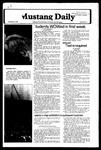 Mustang Daily, September 28, 1979