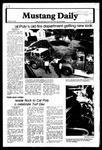 Mustang Daily, October 3, 1979