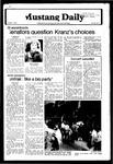 Mustang Daily, October 4, 1979