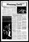 Mustang Daily, October 5, 1979