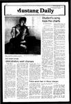 Mustang Daily, October 9, 1979