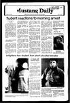 Mustang Daily, October 10, 1979