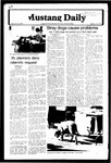 Mustang Daily, October 12, 1979