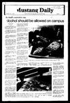 Mustang Daily, October 18, 1979