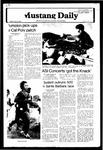 Mustang Daily, October 23, 1979