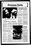 Mustang Daily, October 24, 1979