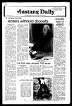 Mustang Daily, October 30, 1979