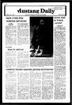 Mustang Daily, November 1, 1979
