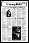 Mustang Daily, November 2, 1979