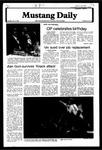 Mustang Daily, November 6, 1979